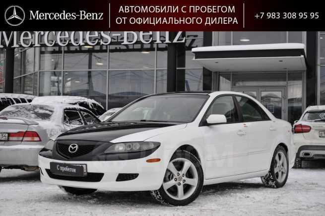 Mazda Mazda6, 2006 год, 299 000 руб.