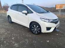 Петропавловск-Камчатский Honda Fit 2014