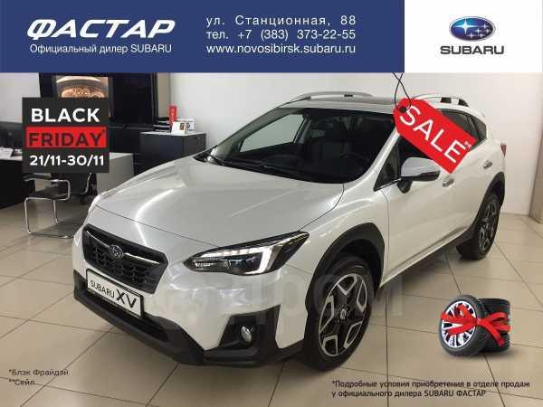 Subaru XV, 2018 год, 2 279 900 руб.