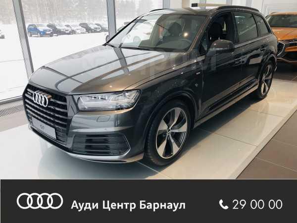 Audi Q7, 2018 год, 4 900 000 руб.