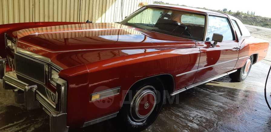 Cadillac Eldorado, 1977 год, 1 850 000 руб.