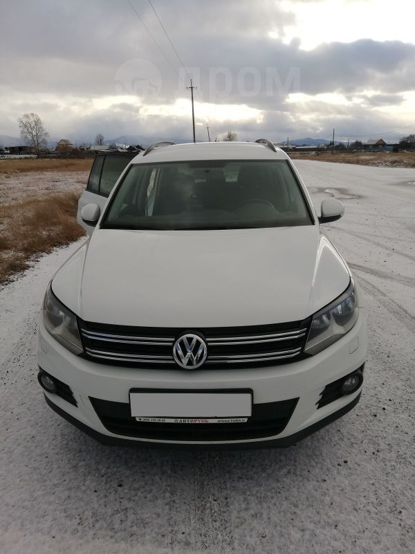 Volkswagen Tiguan, 2015 год, 770 000 руб.
