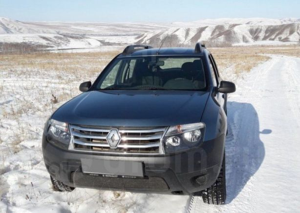 Renault Duster, 2012 год, 535 000 руб.
