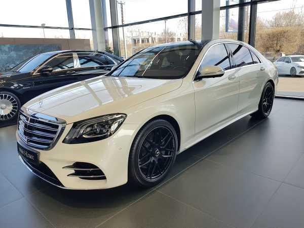 Mercedes-Benz S-Class, 2018 год, 14 490 000 руб.
