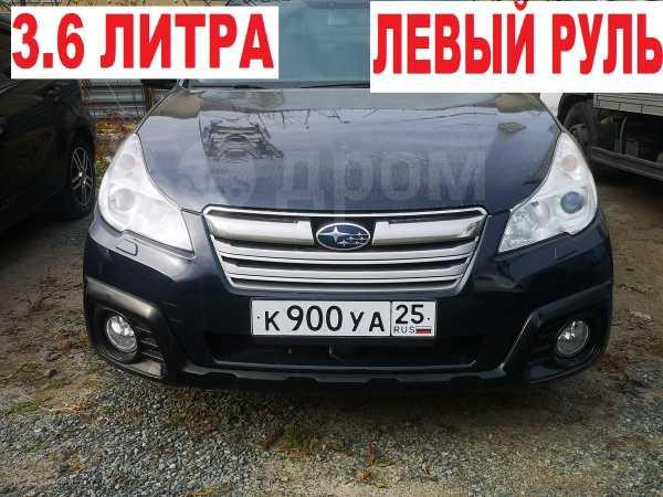 Subaru Outback, 2013 год, 1 360 000 руб.