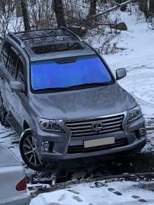 Омск Lexus LX570 2008