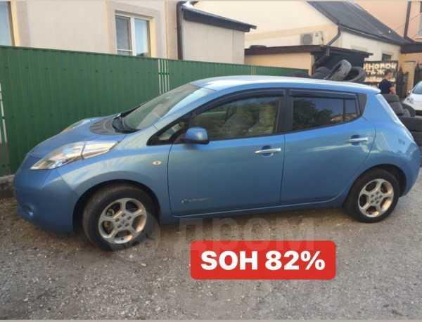 Nissan Leaf, 2012 год, 454 000 руб.