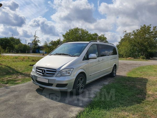 Mercedes-Benz Viano, 2012 год, 1 400 000 руб.