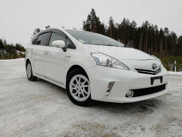 Toyota Prius a, 2014 год, 985 000 руб.