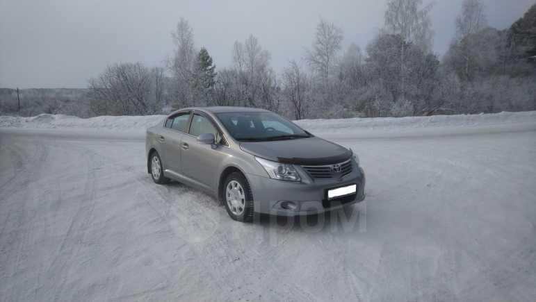 Toyota Avensis, 2011 год, 730 000 руб.