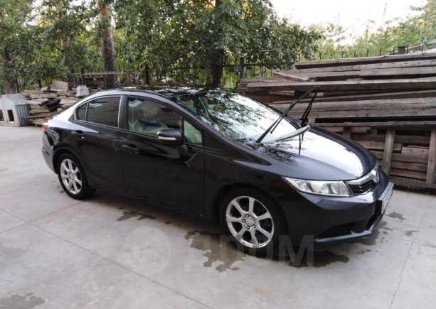 Honda Civic, 2012 год, 617 000 руб.