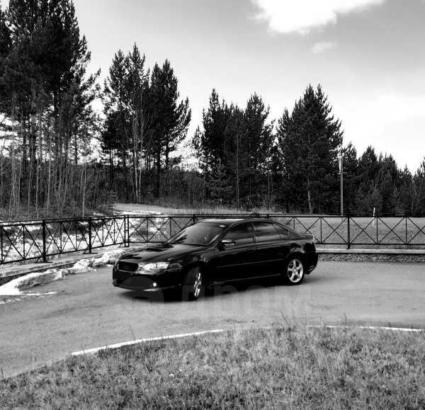 Subaru Legacy B4, 2003 год, 480 000 руб.
