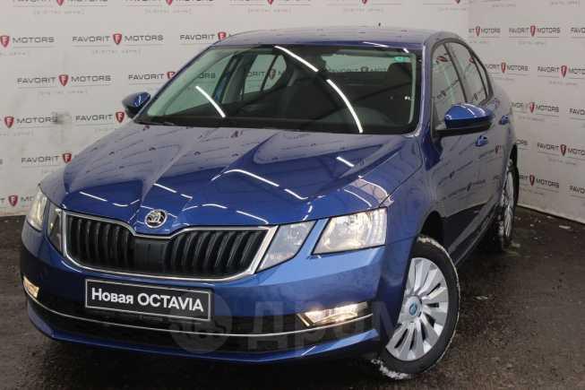 Skoda Octavia, 2018 год, 1 608 003 руб.