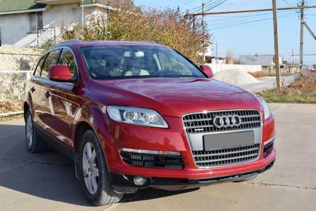 Audi Q7, 2007 год, 980 000 руб.