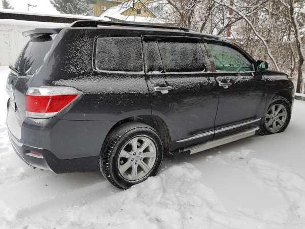 Toyota Highlander, 2010 год, 1 100 000 руб.