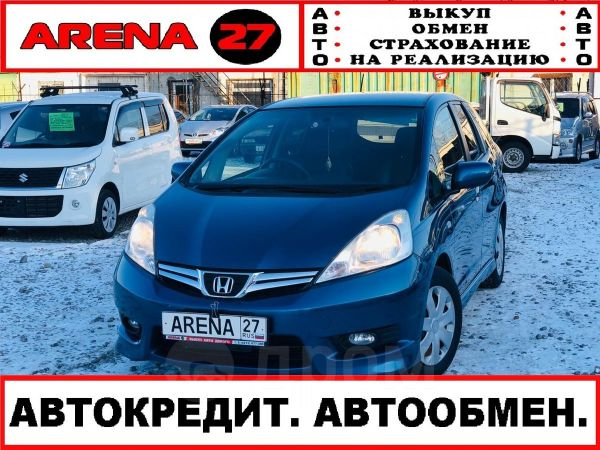 Honda Fit Shuttle, 2013 год, 568 000 руб.