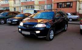 Москва MDX 2002
