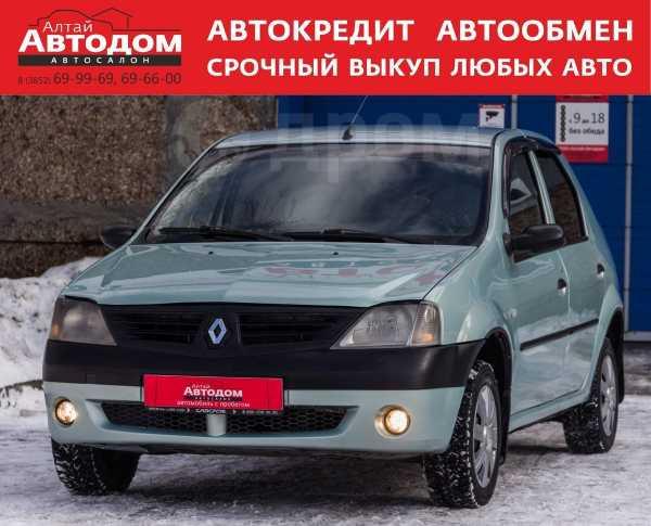 Renault Logan, 2006 год, 199 000 руб.