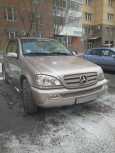 Mercedes-Benz M-Class, 2003 год, 585 000 руб.