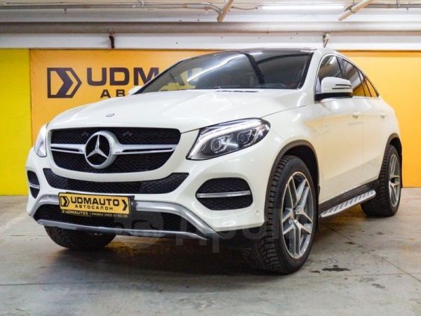 Mercedes-Benz GLE Coupe, 2015 год, 3 299 000 руб.