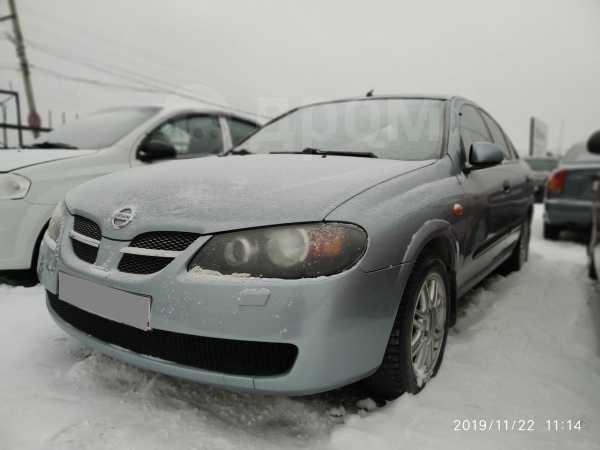 Nissan Almera, 2004 год, 229 000 руб.