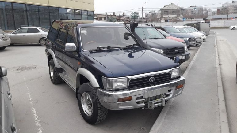 Toyota Hilux Surf, 1991 год, 500 000 руб.