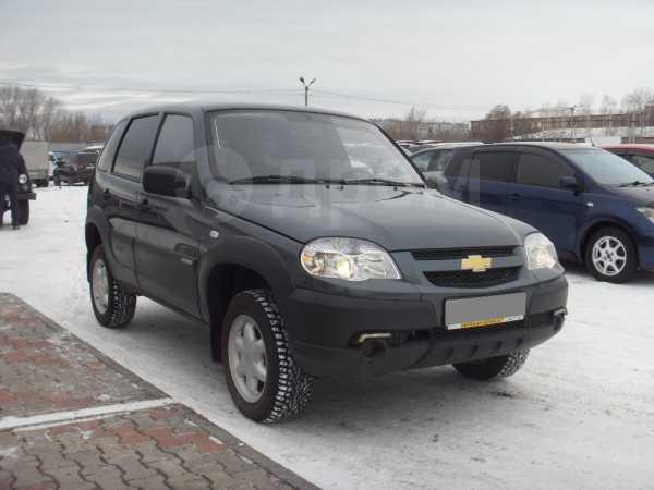 Chevrolet Niva, 2012 год, 375 000 руб.