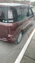 Toyota Sienta, 2014 год, 627 000 руб.