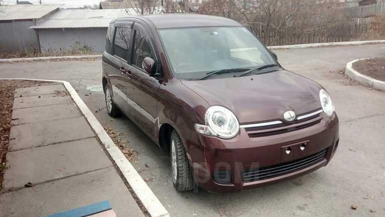 Toyota Sienta, 2014 год, 639 000 руб.