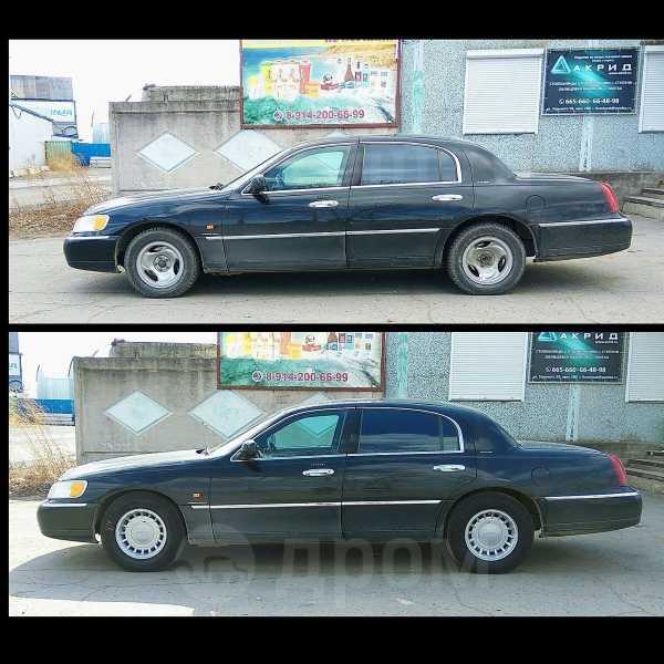 Lincoln Town Car, 2001 год, 360 000 руб.