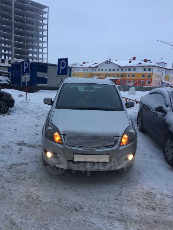 Opel Zafira, 2012 год, 510 000 руб.