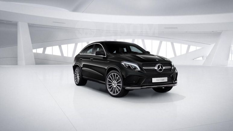 Mercedes-Benz GLE Coupe, 2019 год, 6 191 154 руб.