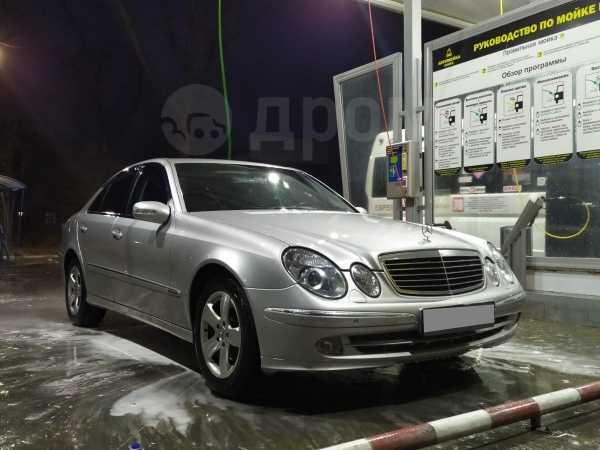 Mercedes-Benz E-Class, 2004 год, 530 000 руб.