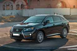 Находка Lexus RX450h 2013