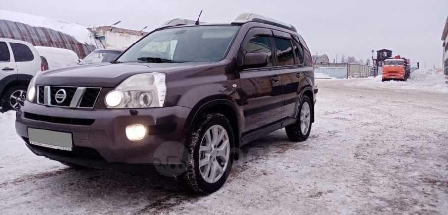 Nissan X-Trail, 2008 год, 668 866 руб.