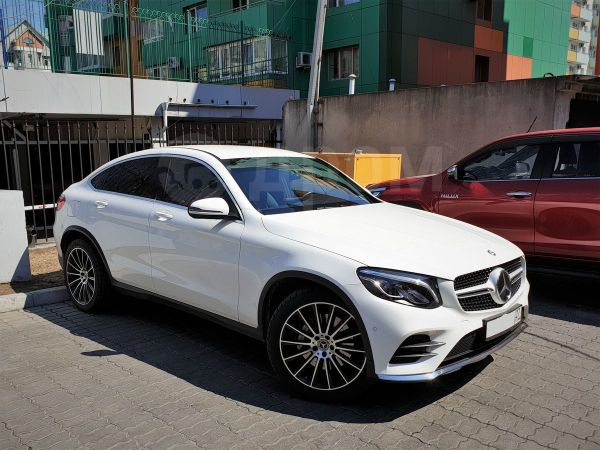 Mercedes-Benz GLC Coupe, 2017 год, 3 290 000 руб.