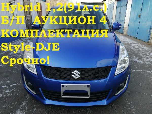 Suzuki Swift, 2014 год, 580 000 руб.
