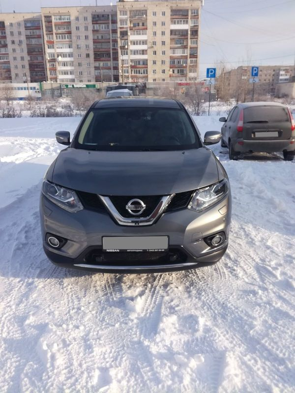 Nissan X-Trail, 2017 год, 1 650 000 руб.