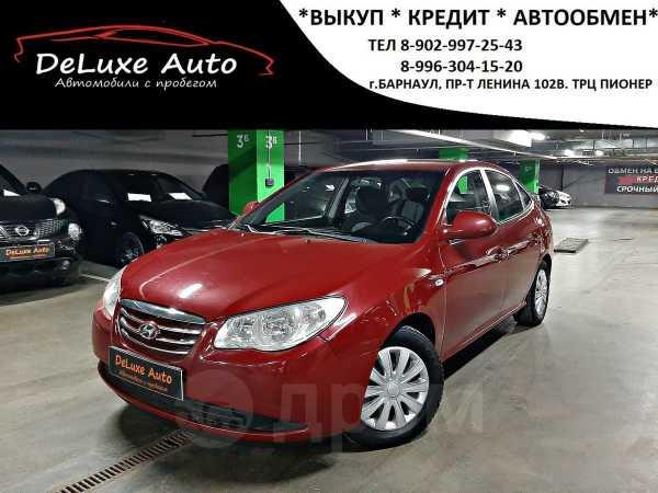 Hyundai Elantra, 2010 год, 447 000 руб.