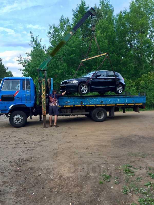 BMW 1-Series, 2008 год, 999 999 руб.