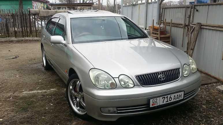 Toyota Aristo, 2001 год, 350 000 руб.