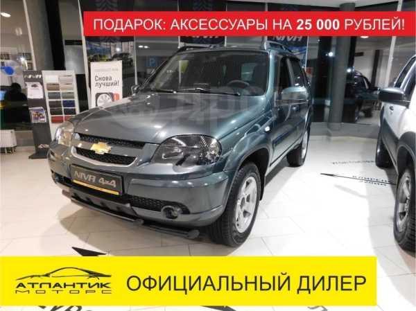 Chevrolet Niva, 2019 год, 754 000 руб.