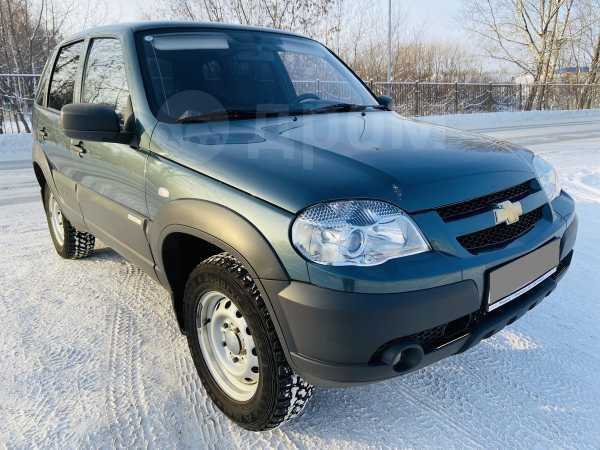 Chevrolet Niva, 2012 год, 389 000 руб.