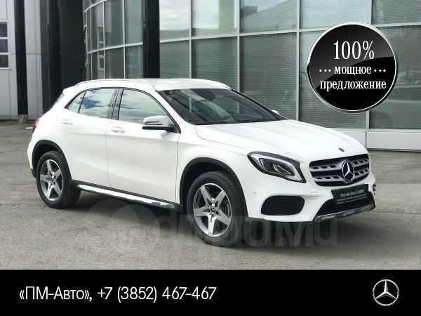 Mercedes-Benz GLA-Class, 2019 год, 2 560 000 руб.