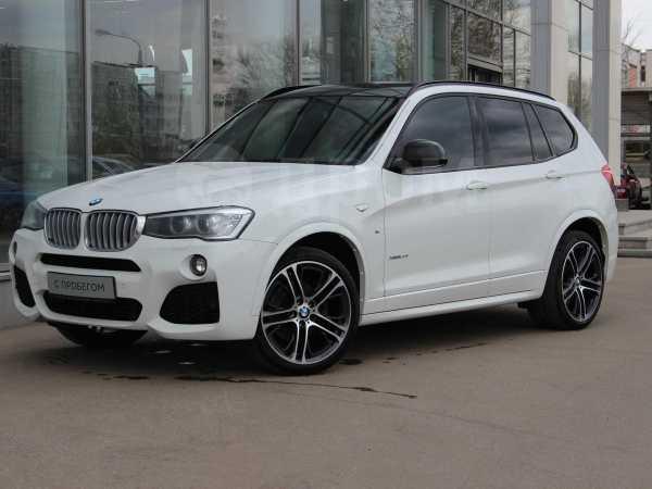 BMW X3, 2016 год, 1 700 000 руб.