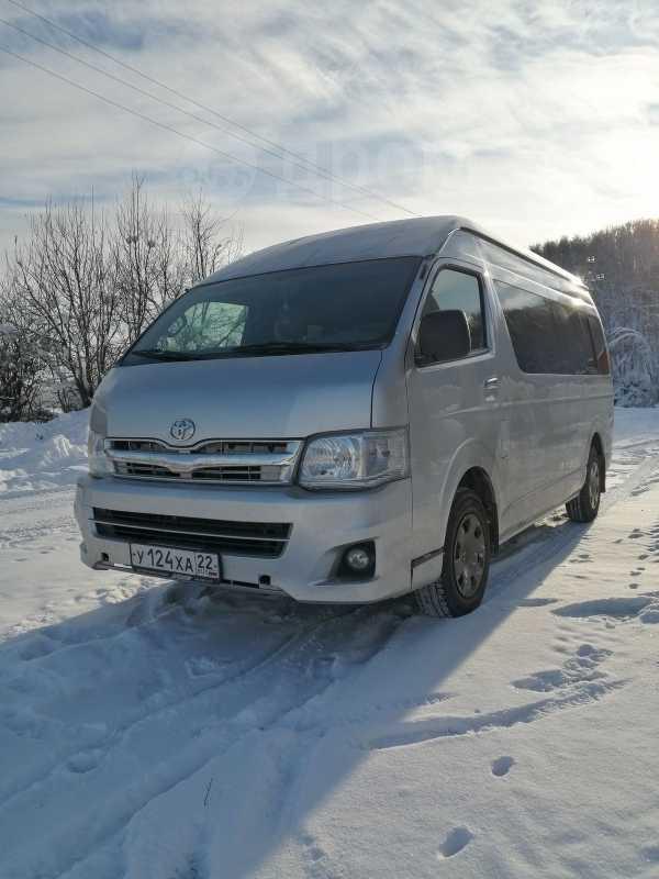 Toyota Hiace, 2010 год, 1 140 000 руб.
