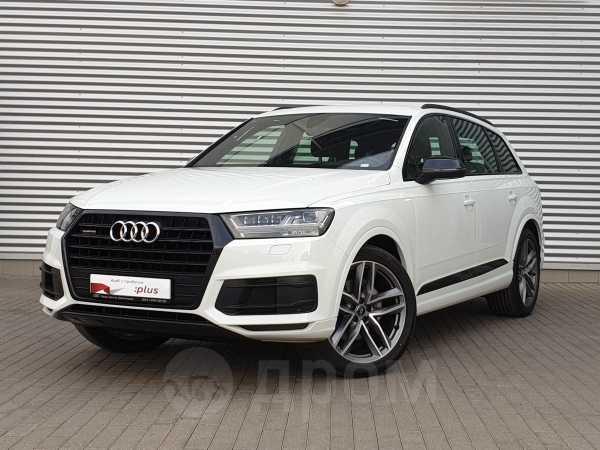 Audi Q7, 2018 год, 4 830 000 руб.