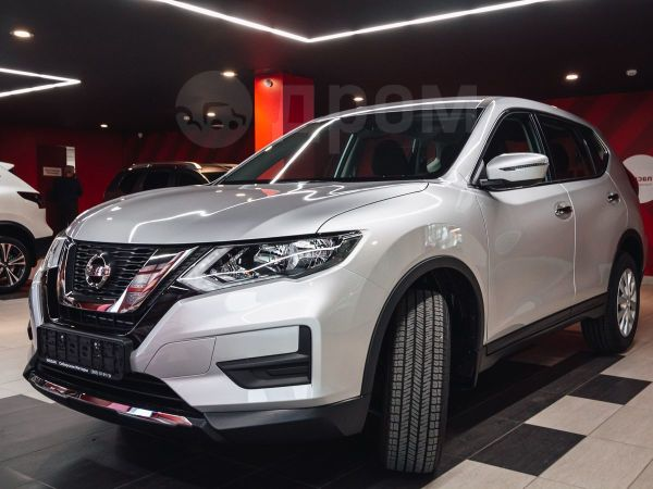Nissan X-Trail, 2019 год, 1 680 000 руб.