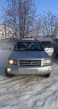 Toyota Highlander, 2001 год, 585 000 руб.