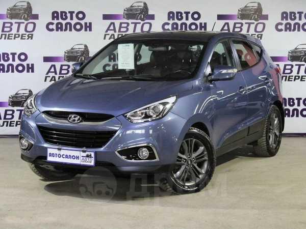 Hyundai ix35, 2013 год, 885 000 руб.